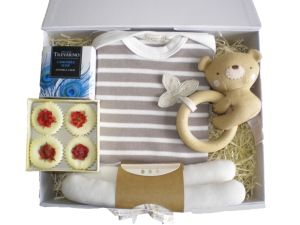 Little Robin Baby Gift Box